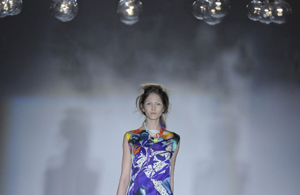 Basso & Brooke London Fashion Week spring/summer 2012 catwalk photos