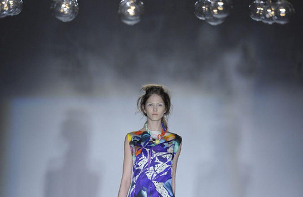 Basso & Brooke - London Fashion Week Frühjahr/Sommer 2012