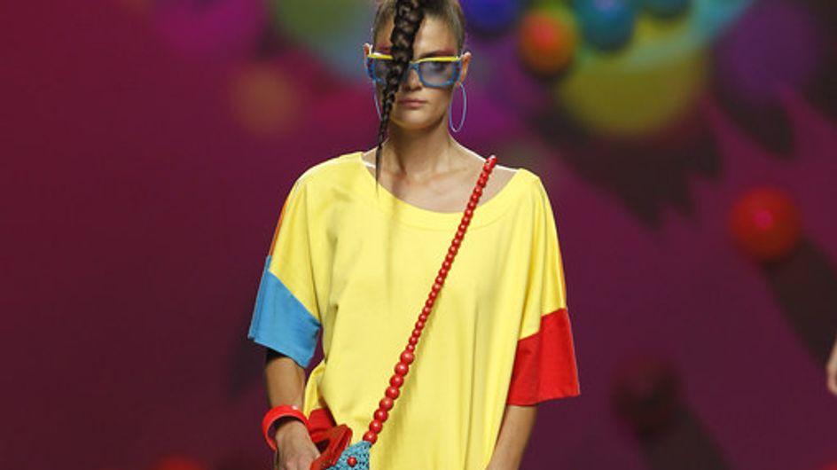 Ágatha Ruiz de la Prada - Cibeles Madrid Fashion Week Primavera Verano 2012