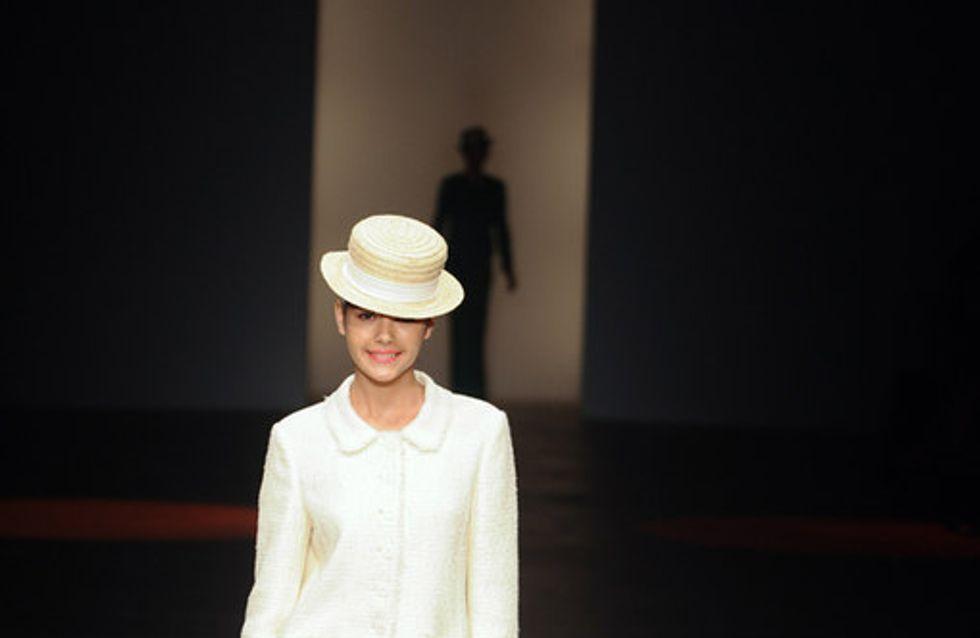 Caroline Charles - London Fashion Week Primavera Verano 2012