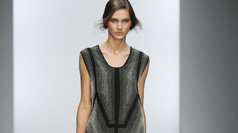 Jean Pierre Braganza - London Fashion Week Primavera Verano 2012
