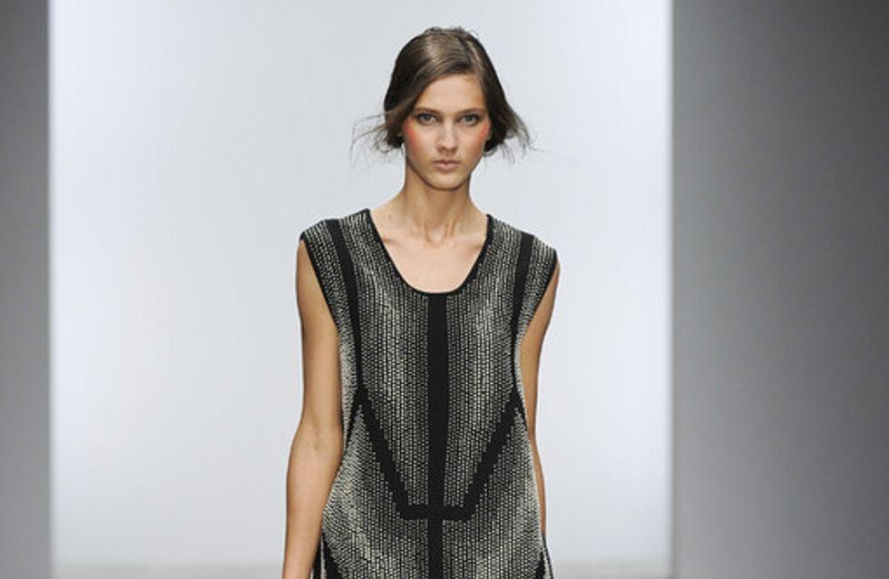 Jean Pierre Braganza - London Fashion Week Frühjahr/Sommer 2012