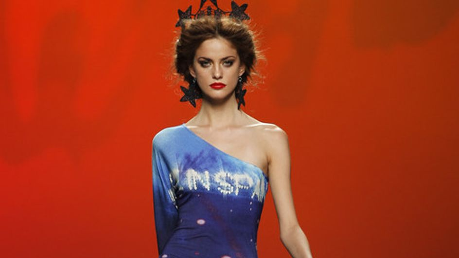 Francis Montesinos - Cibeles Madrid Fashion Week Primavera Verano 2012