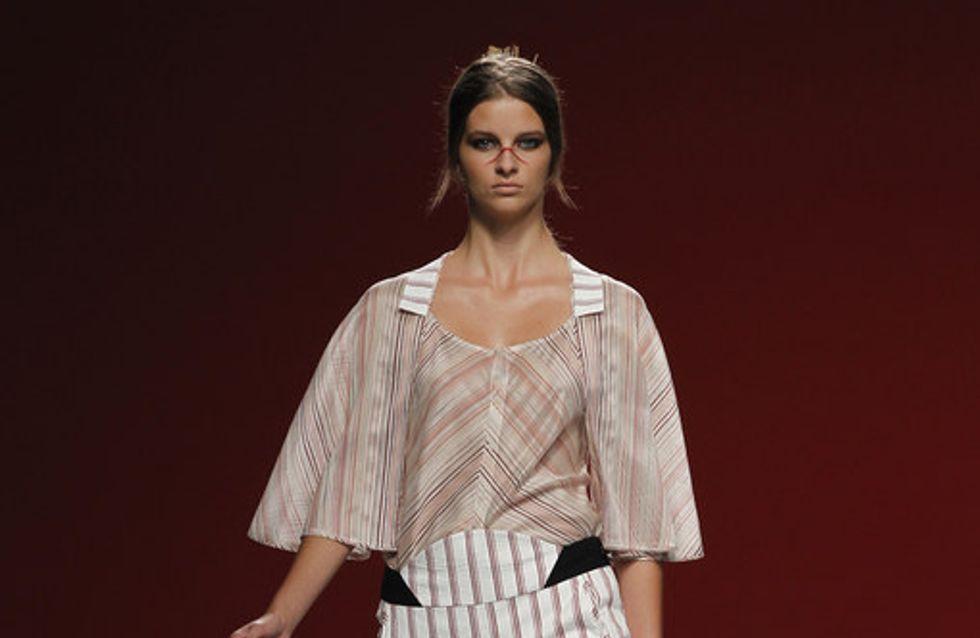 Devota & Lomba- Cibeles Madrid Fashion Week Primavera Verano 2012