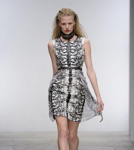Felder Felder - London Fashion Week Primavera Verano 2012