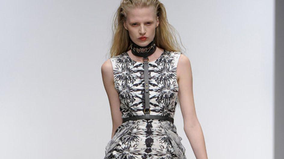 Sfilata Felder Felder London Fashion Week p-e 2012