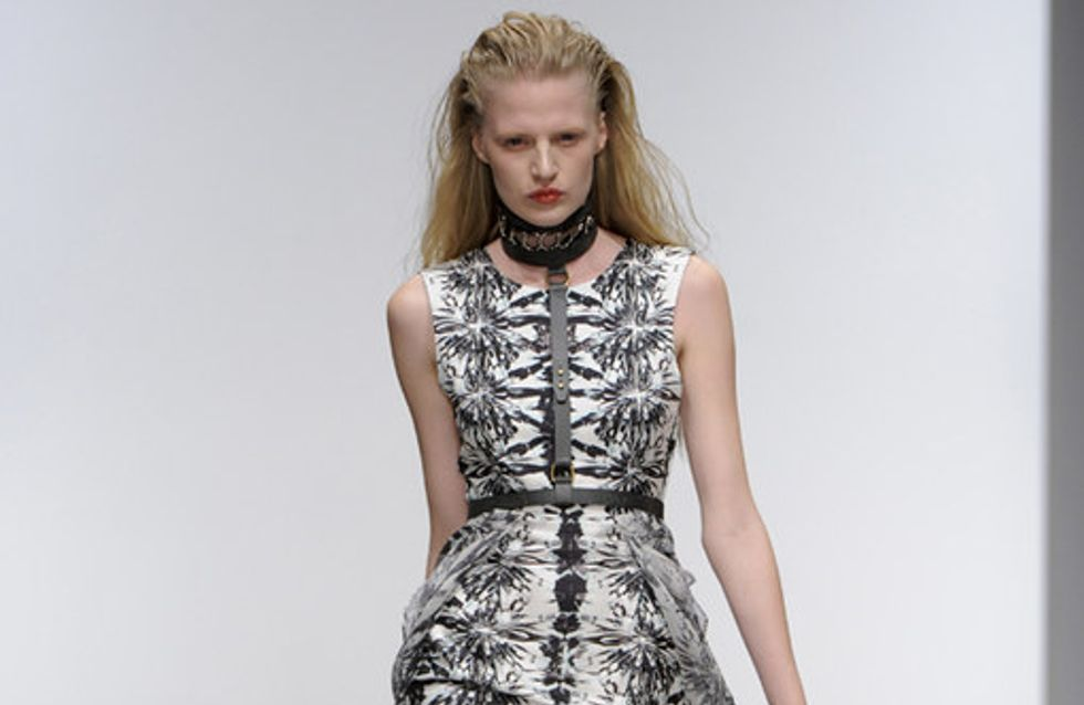Felder Felder London Fashion Week spring/summer 2012 catwalk photos