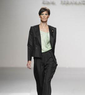 Kina Fernández - Cibeles Madrid Fashion Week Primavera Verano 2012