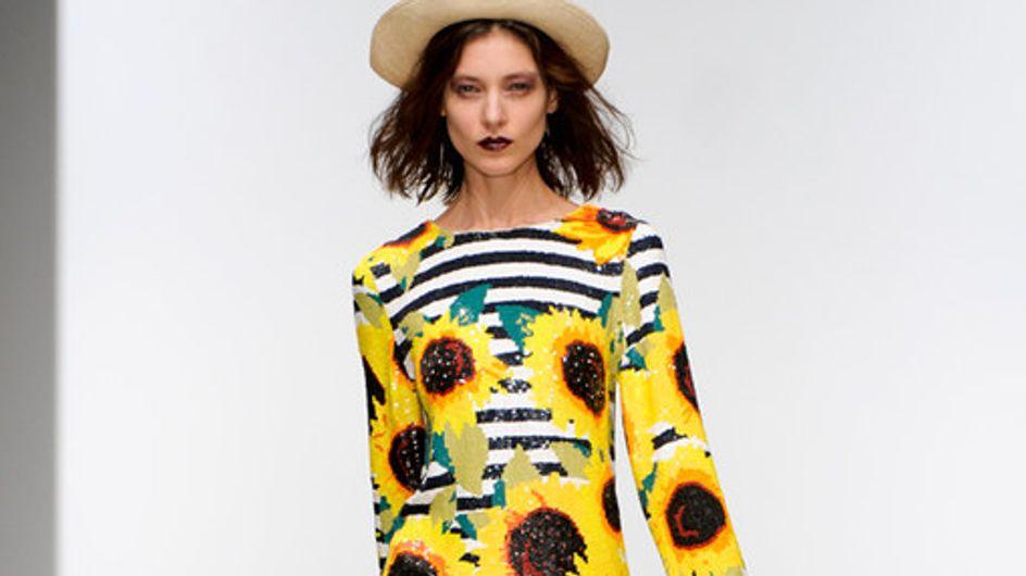 Ashis - London Fashion Week Frühjahr/Sommer 2012
