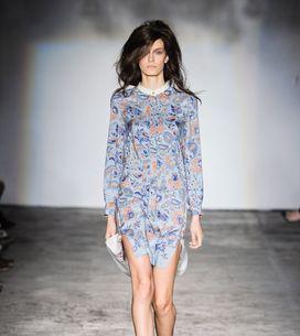 Clements Ribeiro - London Fashion Week Primavera Verano 2012