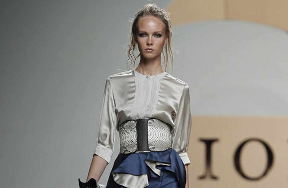 Ion Fiz - Cibeles Madrid Fashion Week Primavera Verano 2012