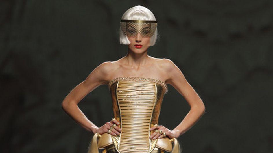 Maya Hansen - Cibeles Madrid Fashion Week Primavera Verano 2012