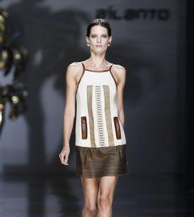 Ailanto - Cibeles Madrid Fashion Week Primavera Verano 2012