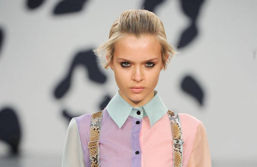House of Holland London Fashion Week spring/summer 2012 catwalk photos