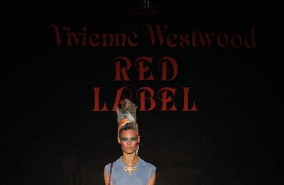 Vivienne Westwood - London Fashion Week Primavera Verano 2012
