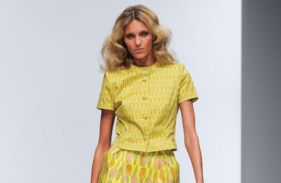 Issa London - London Fashion Week Frühjahr/Sommer 2012