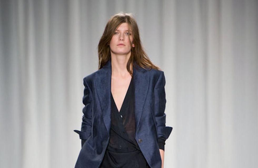 Sfilata Paul Smith London Fashion Week p-e 2012