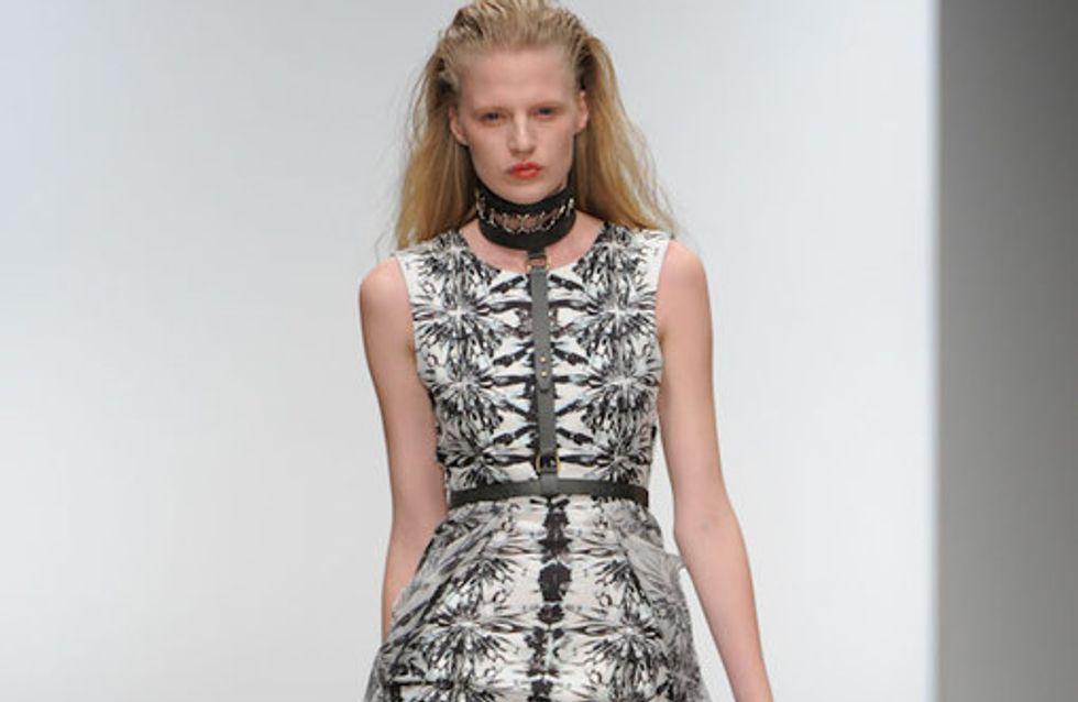 Felder & Felder - London Fashion Week Frühjahr/Sommer 2012