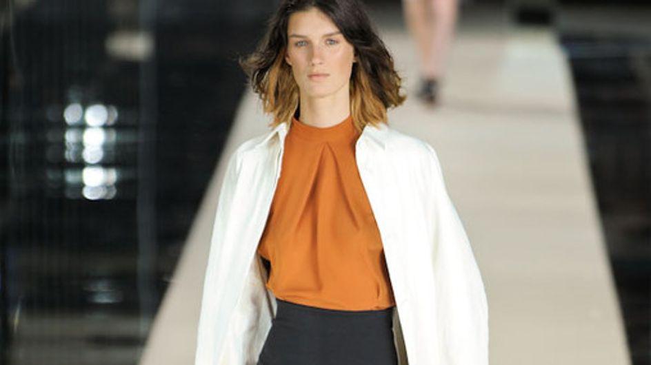 Sfilata Acne women London Fashion Week p-e 2012