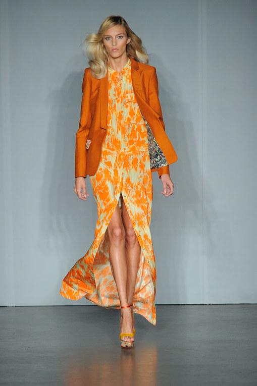 Sfilata Matthew Williamson p-e 2012 London Fashion Week