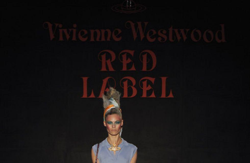 Vivienne Westwood London Fashion Week spring/summer 2012