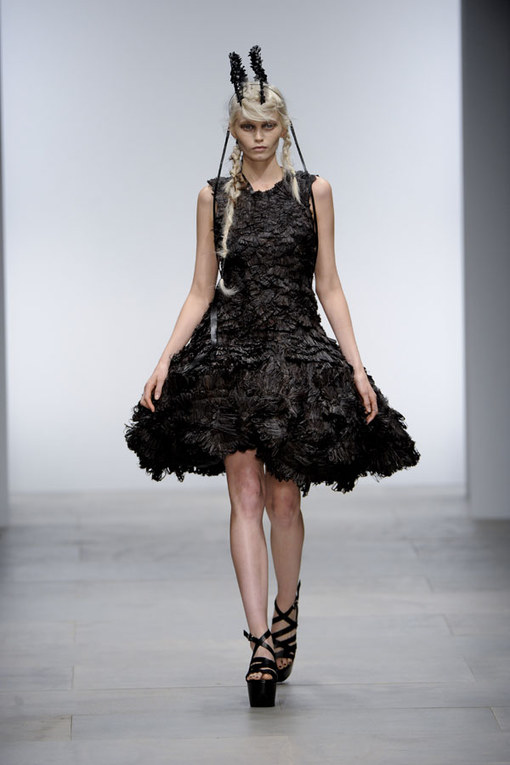 Sfilata John Rocha p-e 2012 London Fashion Week