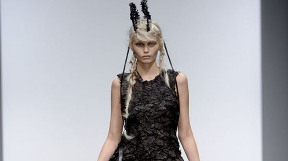 Sfilata John Rocha London Fashion Week p-e 2012