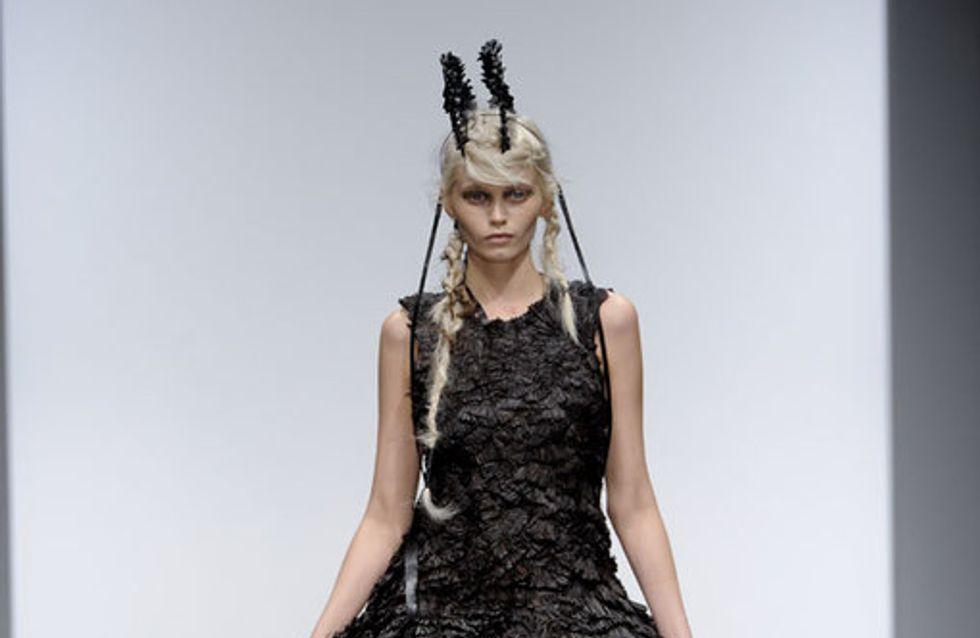 John Rocha - London Fashion Week Primavera Verano 2012