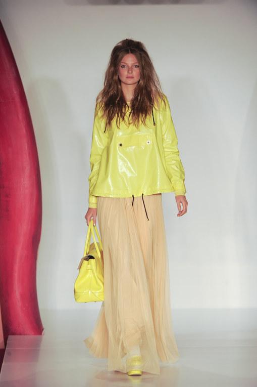 Sfilata Mulberry primavera-estate 2012 London Fashion Week