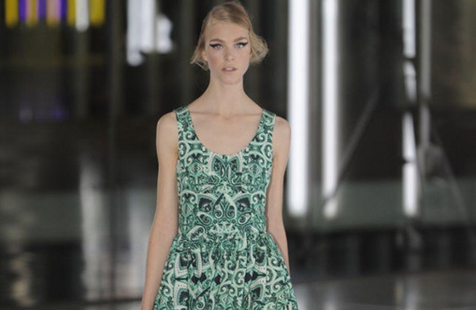 Jonathan Saunders - London Fashion Week Frühjahr/Sommer 2012
