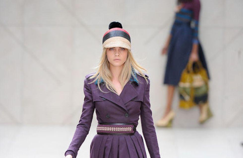 Burberry Prorsum - London Fashion Week Frühjahr/Sommer 2012