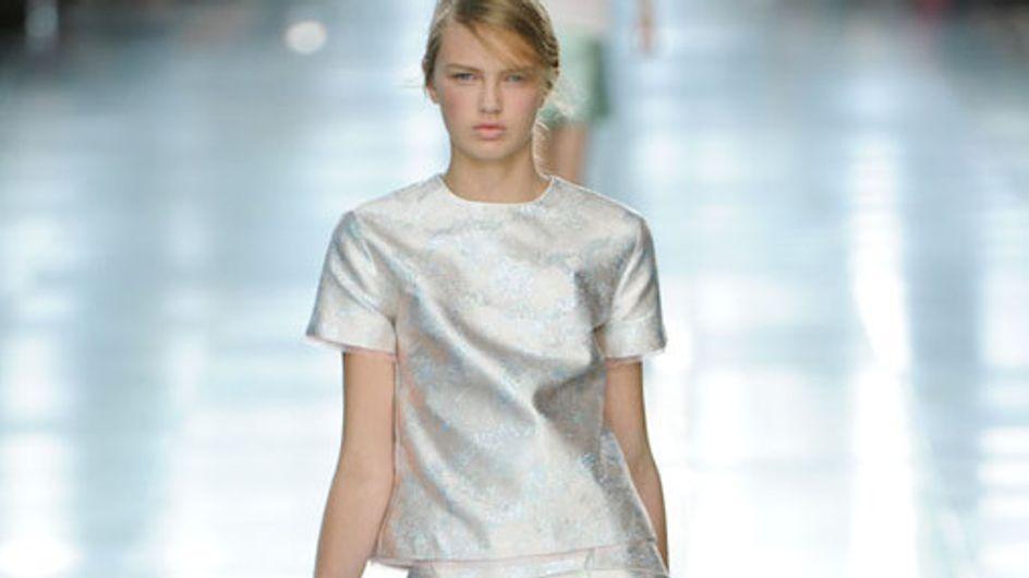 Christopher Kane - London Fashion Week Frühjahr/Sommer 2012