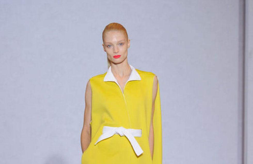 Nicole Farhi - London Fashion Week Frühjahr/Sommer 2012