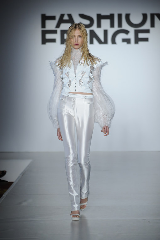 Sfilata Fashion Fringe primavera-estate 2012 London FW