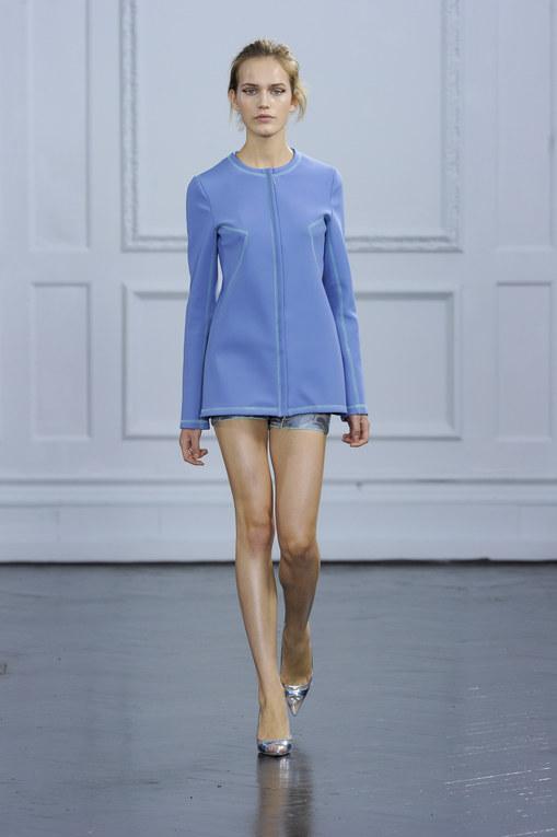 Richard Nicoll London Fashion Week spring/summer 2012