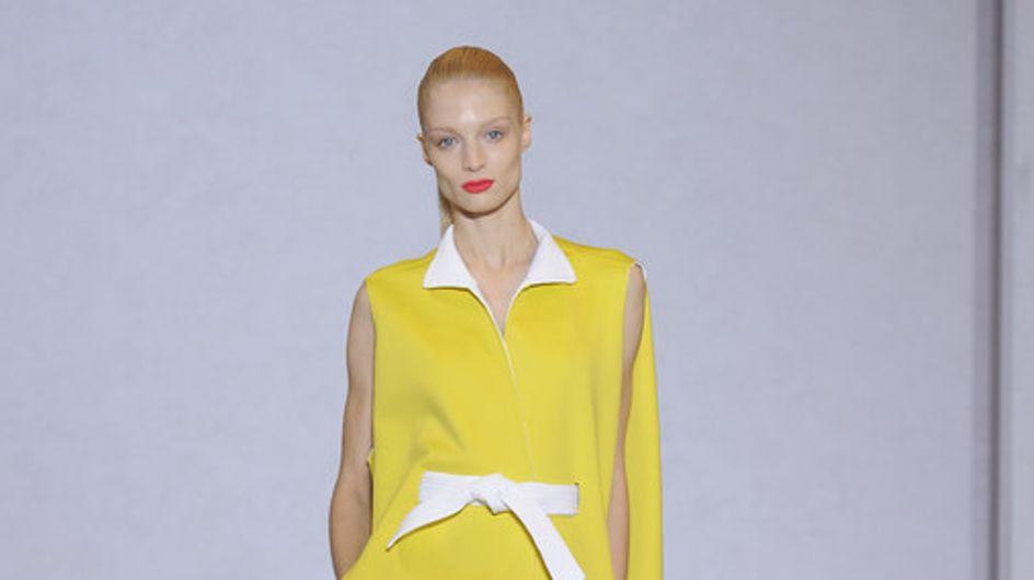 Sfilata Nicole Farhi London Fashion Week p-e 2012