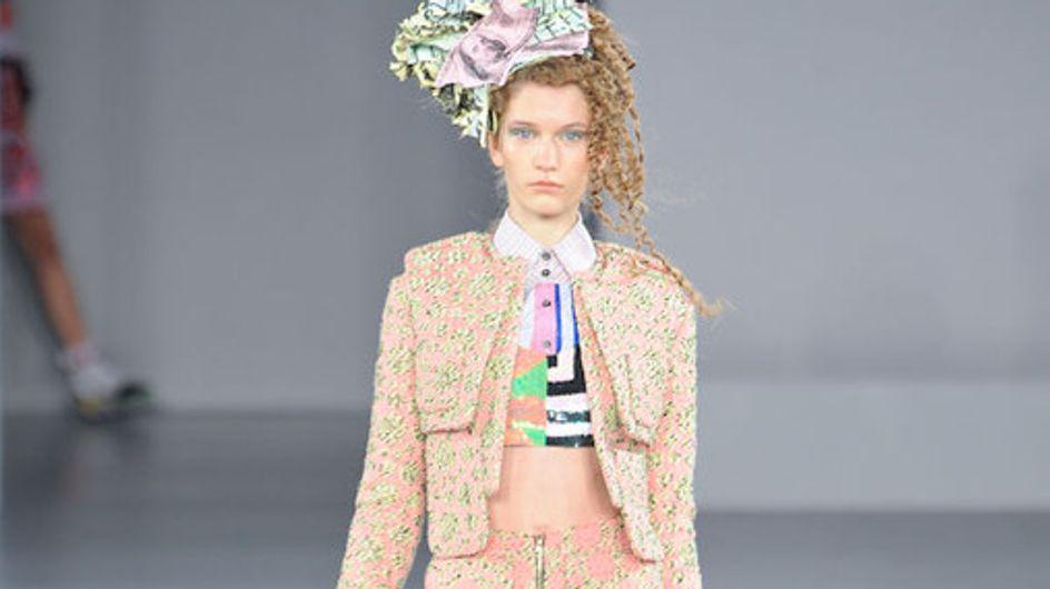 Louise Gray - London Fashion Week Frühjahr/Sommer 2012