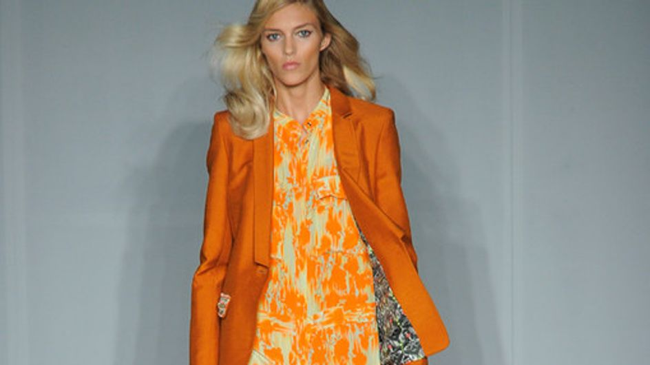 Matthew Williamson London Fashion Week spring/summer 2012 catwalk photo