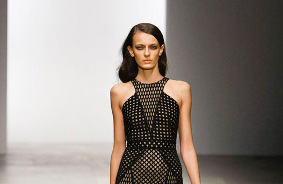 Marios Schwab London Fashion Week spring/summer 2012