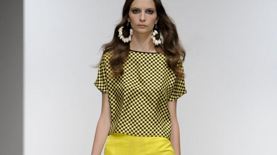 Holly Fulton London Fashion Week spring/summer 2012