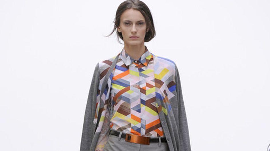 Sfilata Pringle London Fashion Week p-e 2012