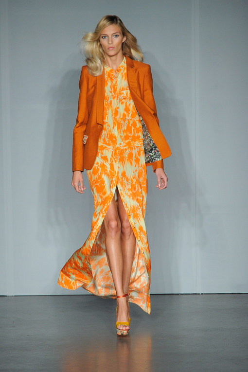 Matthew Williamson London Fashion Week spring/summer 2012