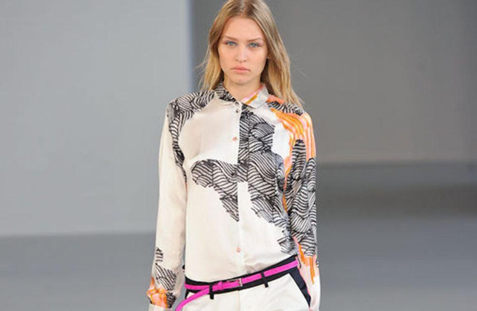 Michael Van Der Ham - London Fashion Week Frühjahr/Sommer 2012