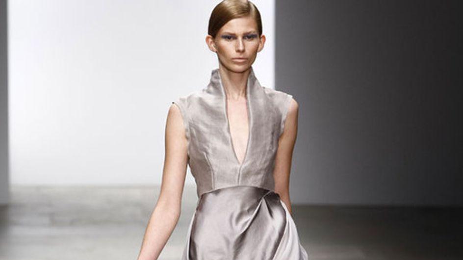Sfilata Todd Lynn London Fashion Week p-e 2012
