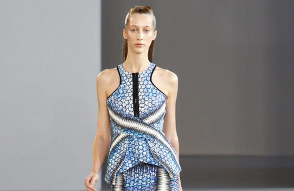 Peter Pilotto London Fashion Week spring/summer 2012