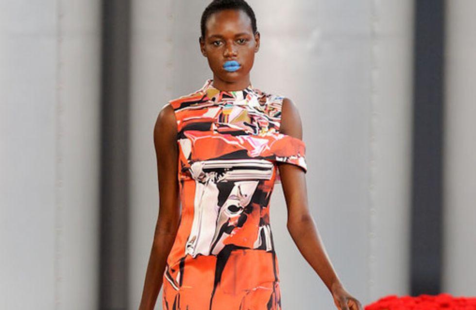 Sfilata Mary Katrantzou London Fashion Week p-e 2012