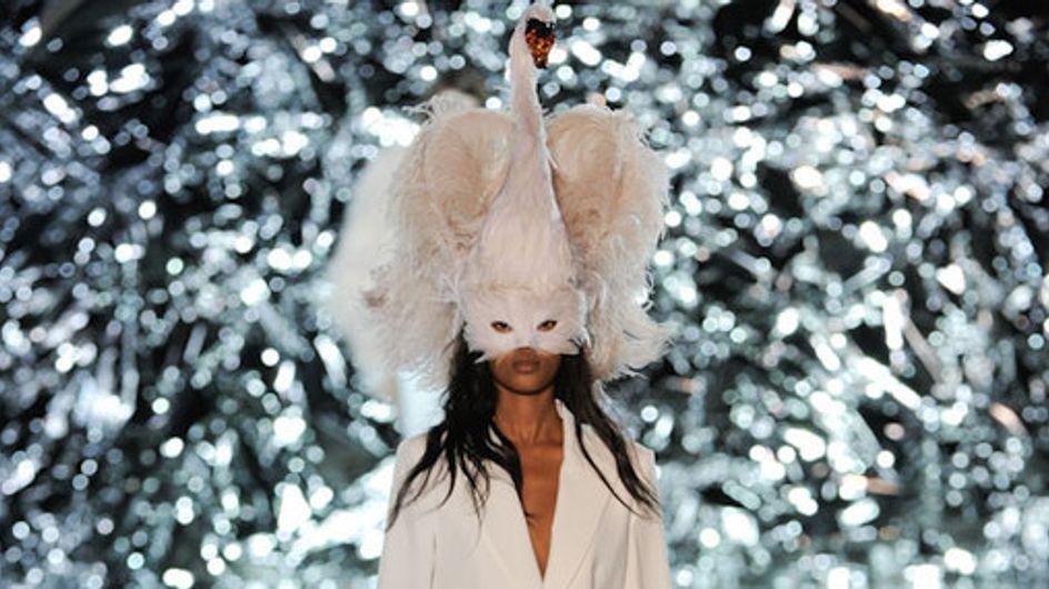 Sfilata Giles London Fashion Week p-e 2012