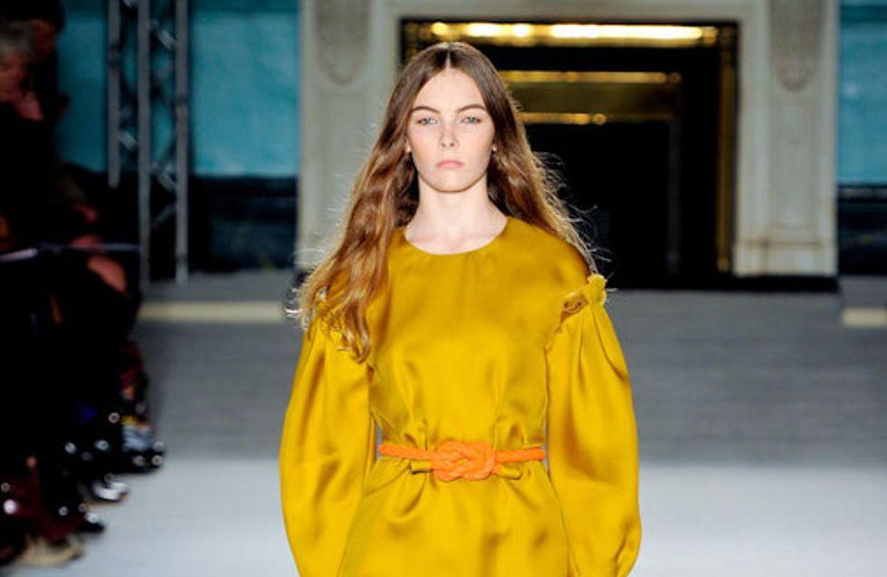 Roksanda Ilincic - London Fashion Week Frühjahr/Sommer 2012