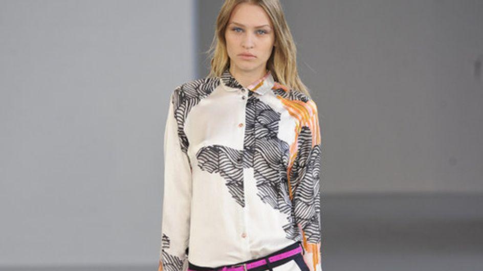 Michael van der Ham London Fashion Week spring/summer 2012