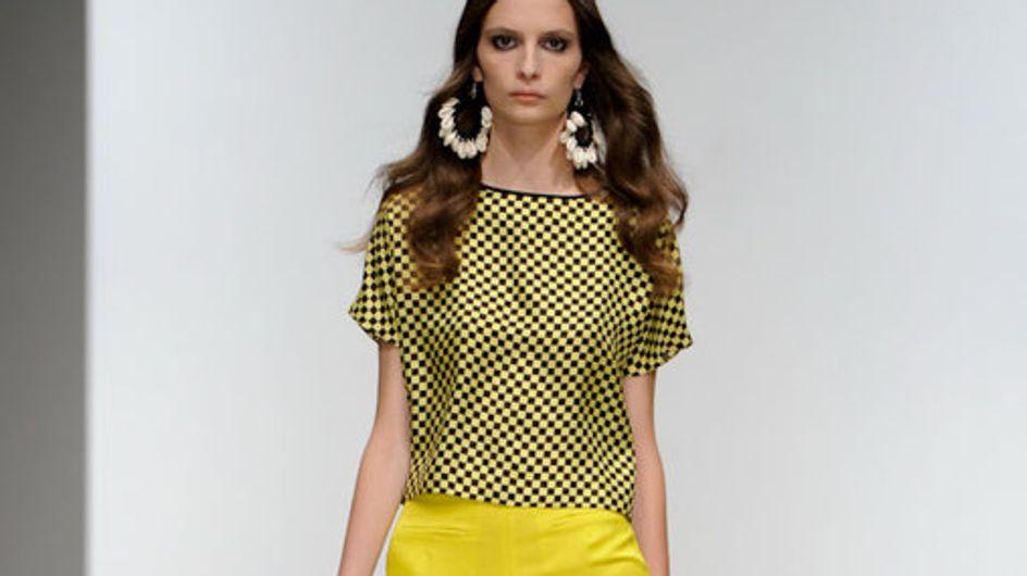 Holly Fulton - London Fashion Week Frühjahr/Sommer 2012